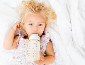 Baby Bottle Tooth Decay - Pediatric Dentist in Baton Rouge, LA